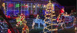 Vancouver Christmas Lights outdoors