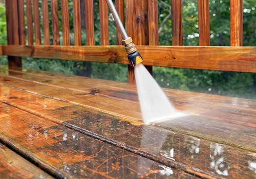 pressure washing Vancouver