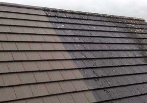 roof stain cleaning vancouver
