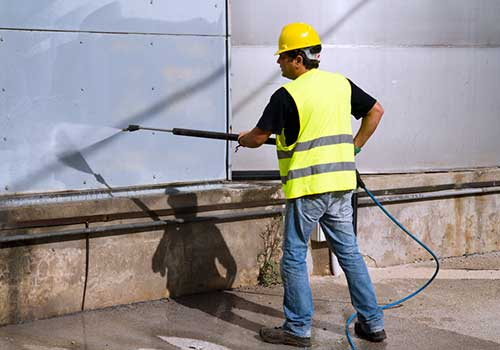 Commercial Building Cleaning 1