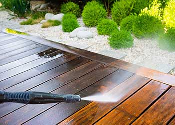 maple ridge pressure washing