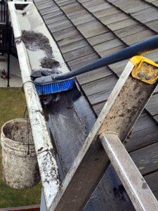 Gutter Cleaning Maple Ridge