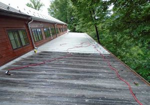 vancouver metal roof cleaning